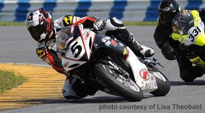 Team Westby at Daytona 2012